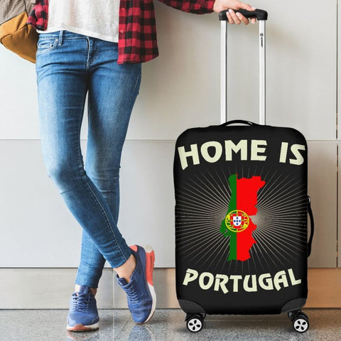 Portugal, Portuguese, Luggage Cover, Suitcase cover, Baggage