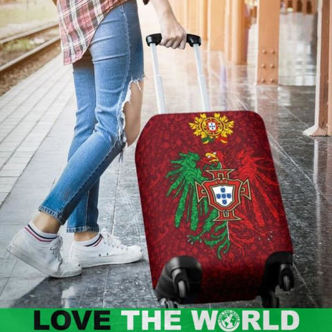 Portugal National Football Luggage Cover - Bn04 | Love The World