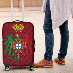PORTUGAL NATIONAL FOOTBALL LUGGAGE COVER - BN05