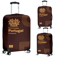 PORTUGAL PASSPORT LUGGAGE COVERS - BN03