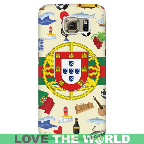 Portugal Phone Cases Ha4 Galaxy S5