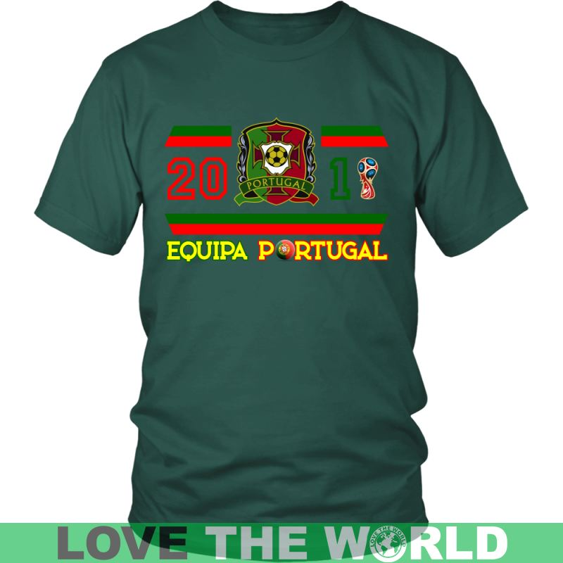 c95473dcb Portugal World Cup 2018 Z1 District Unisex Shirt   Red S T-Shirts. Tap to  expand