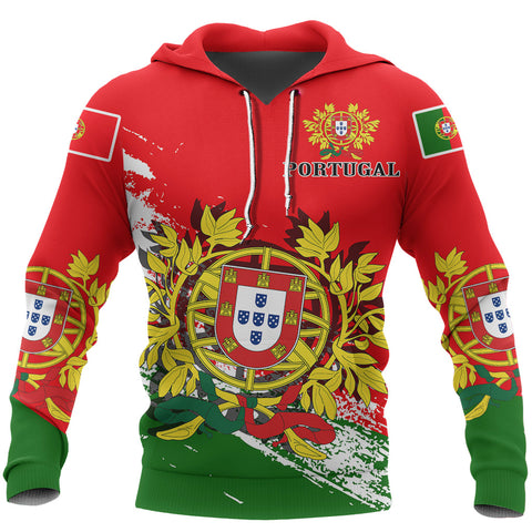 Portugal Special Hoodie | High Quality Printing | Women & Men