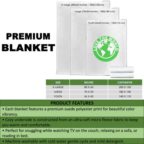 Switzerland Premium Blanket A7