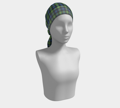 Image of Tartan Long Scarf - Watson Ancient - BN