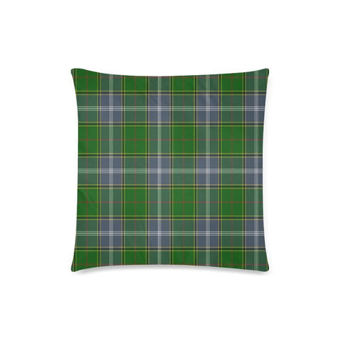 Pringle Tartan Pillow Cases Hj4 One Size / Pringle Back Custom Zippered Pillow Case 18X18(Twin
