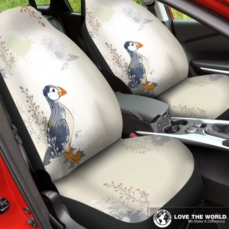 Puffin Car Seat Covers