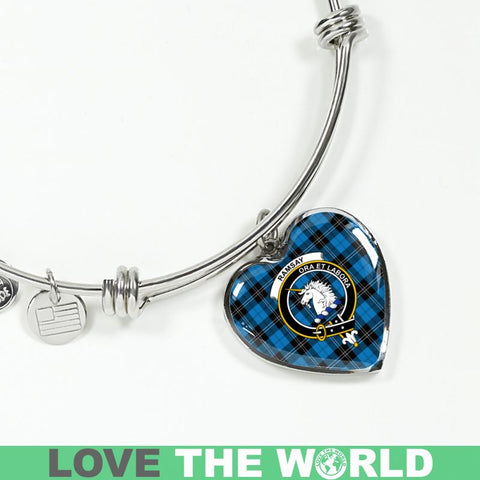 Image of Ramsay Tartan Silver Bangle - Sd1 Luxury Bangle (Silver) Jewelries
