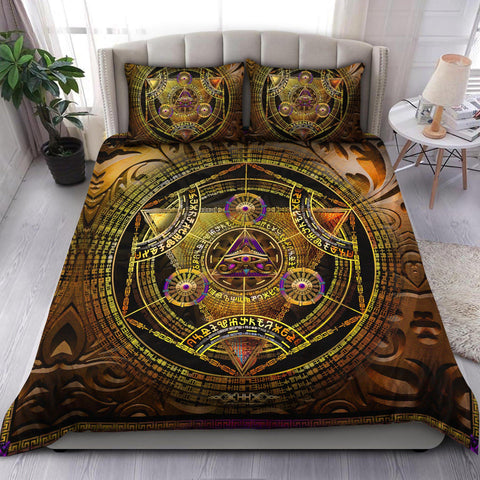 Ancient Egypt Art Bedding Set A99
