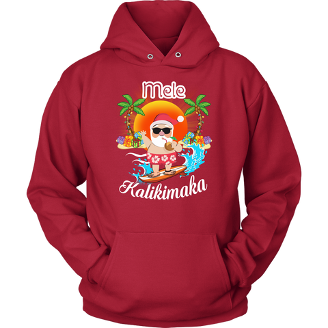 Image of Mele Kalikimaka T-shirt, Hawaii - Mele Kalikimaka, hawaiian, hawaiian t-shirt