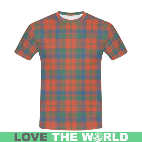 Image of Tartan T-shirt - Robertson Ancient| Tartan Clothing | Over 500 Tartans and 300 Clans