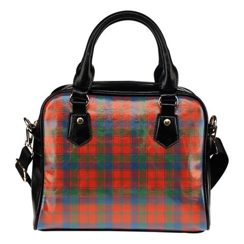 Tartan Shoulder Handbag - Robertson Ancient