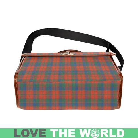 Robertson Ancient Tartan Plaid Canvas Bag | Online Shopping Scottish Tartans Plaid Handbags