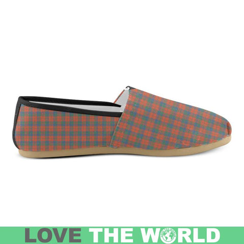 Robertson Ancient Tartan Womens Casual Shoes Th1