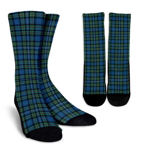 Robertson Hunting Ancient Tartan Socks, scotland socks, scottish socks, Xmas, Christmas, Gift Christmas, noel, christmas gift, tartan socks, clan socks, crew socks, warm socks