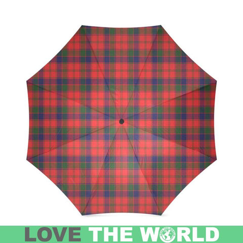 Image of Robertson Modern Tartan Foldable Umbrella Th8 |Accessories| 1sttheworld