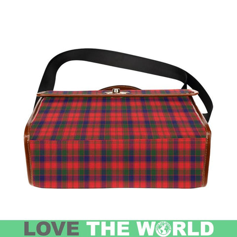Robertson Modern Tartan Plaid Canvas Bag | Online Shopping Scottish Tartans Plaid Handbags