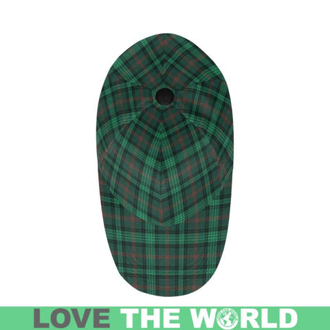 Image of Ross Hunting Modern Tartan Baseball Cap - Bn03 Caps