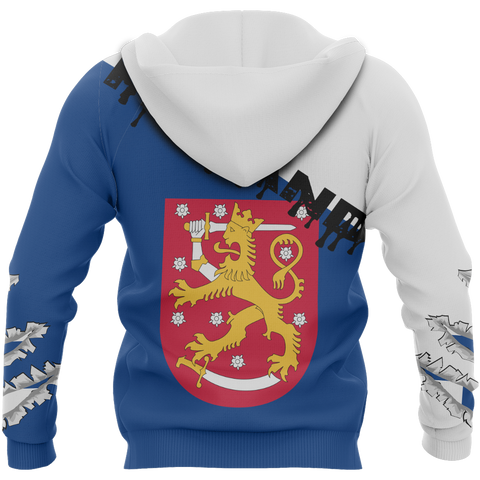 Finland - Brown Bear Special Hoodie | Clothing | Love the World