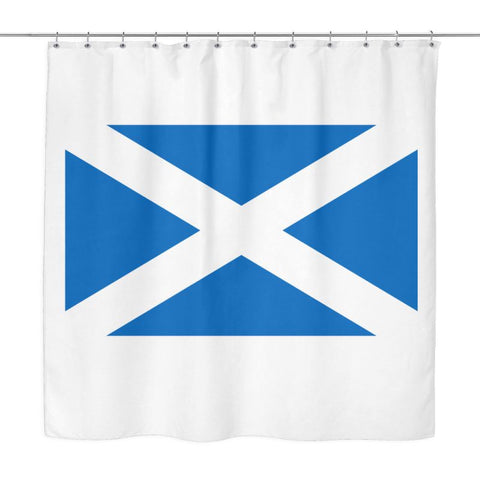 Scotland Flag Shower Curtain Y Y2 Curtains