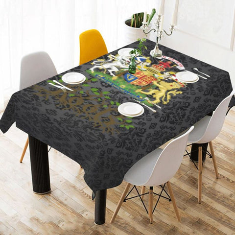 Scotland Root Coat Of Arms Tablecloth W8 Tablecloths