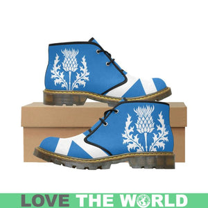 SCOTLAND THISTLE CHUKKA BOOT HA8