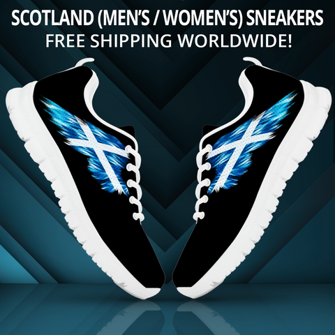 Scotland (Men's / Women's) Sneakers A9