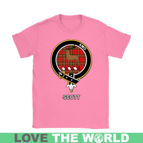 Scott Clan Tartan Shirt A2 Gildan Long Sleeve Tee / Black S T-Shirts