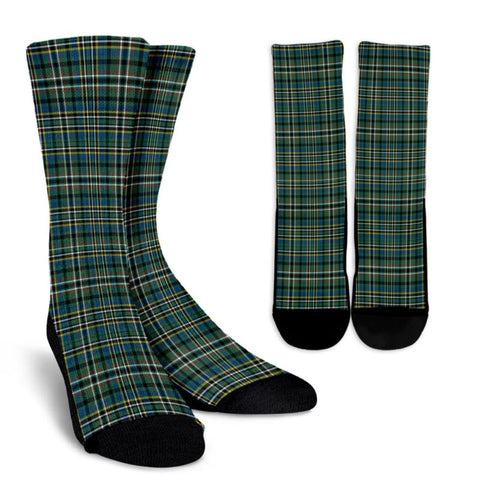 Scott Green Ancient Tartan Socks, scotland socks, scottish socks, Xmas, Christmas, Gift Christmas, noel, christmas gift, tartan socks, clan socks, crew socks, warm socks
