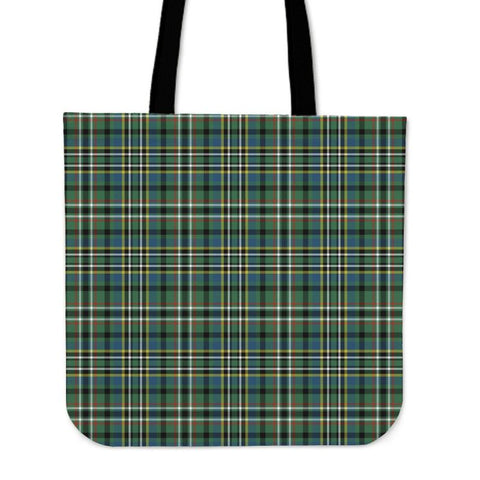 Scott Green Ancient Tartan Tote Bag Bags