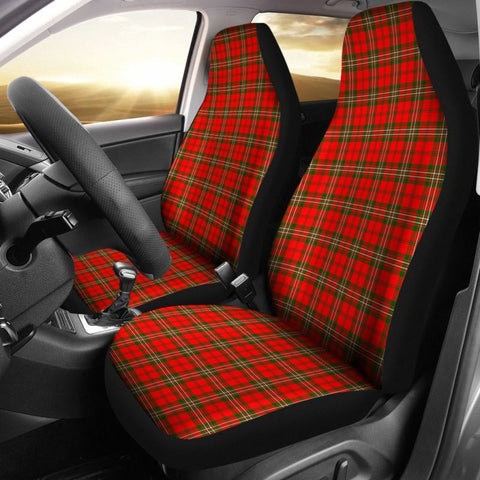 Scott Modern Tartan Car Seat Cover
