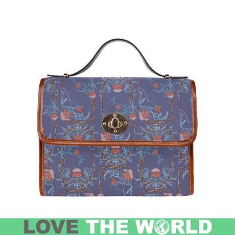 Scottish thistle bag - thistle, handbags, bag, bags online shopping, scottish thistle, accessories