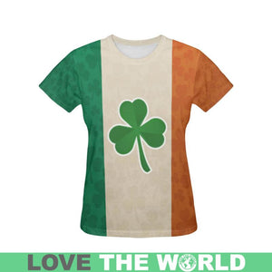 SHAMROCK FLAG T-SHIRT H4
