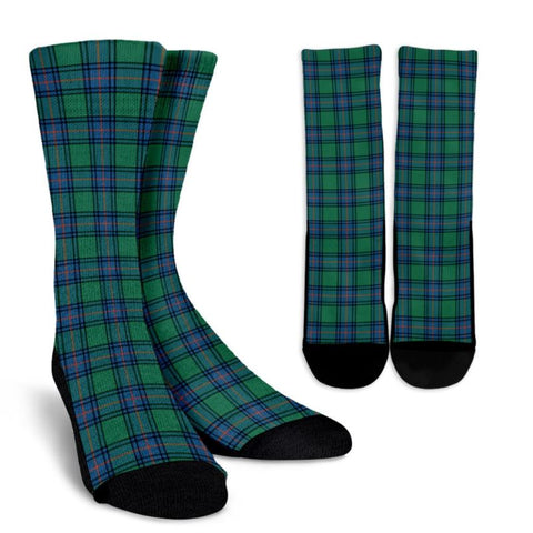Shaw Ancient Tartan Socks, scotland socks, scottish socks, Xmas, Christmas, Gift Christmas, noel, christmas gift, tartan socks, clan socks, crew socks, warm socks