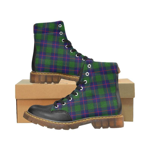 Tartan Apache Boot - Shaw Modern | Footwear | Over 500 Tartans