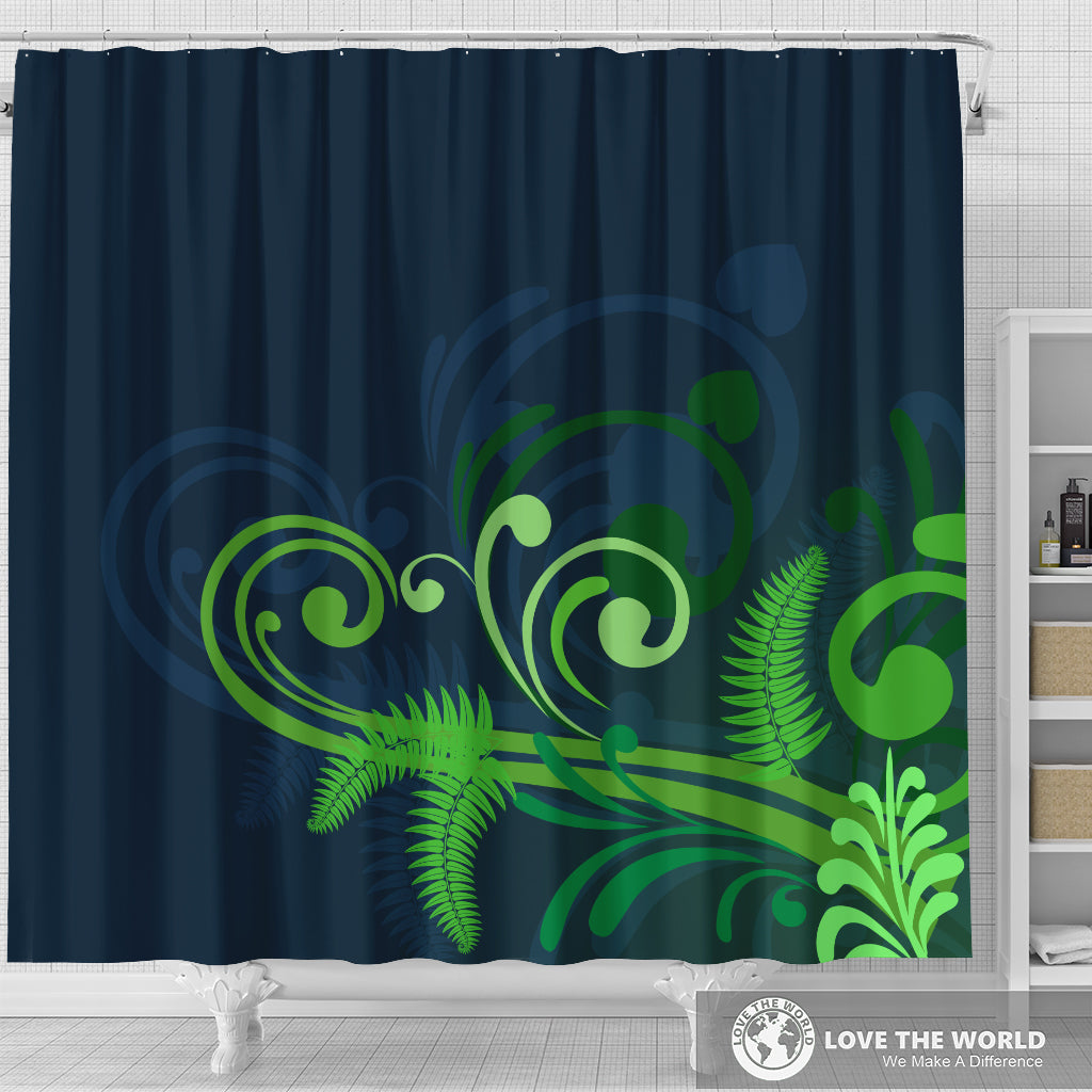 Fern Shower Curtain Tap To Expand