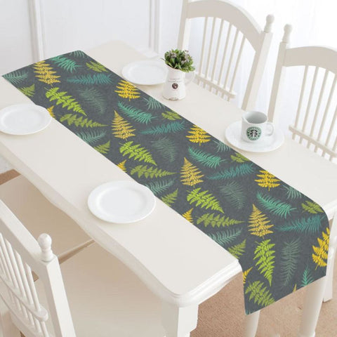 Silver Fern 01 Table Runner H4 Runners