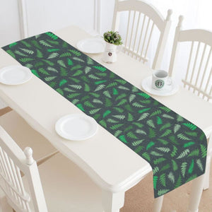 Silver Fern 02 Table Runner H4 Runners
