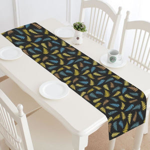 Silver Fern 03 Table Runner H4 Runners