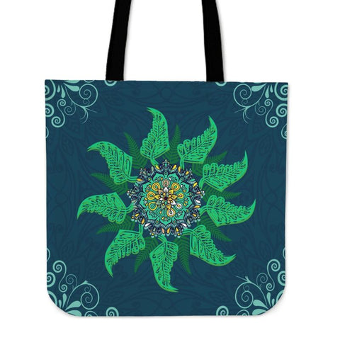 Silver Fern 03 Tote Bag H4 Bags