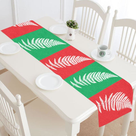 Silver Fern 04 Table Runner H4 Runners