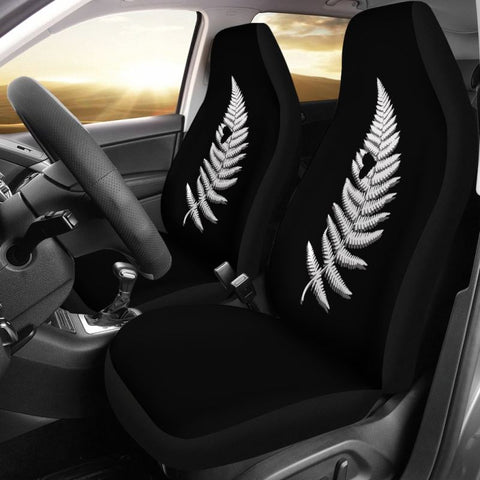 Silver Fern Car Seat Covers D7