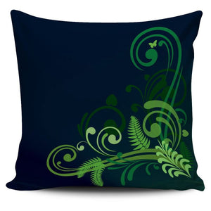 Silver Fern Pillow Covers 01 Pillows