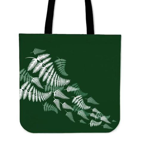 Silver Fern Tote Bag H4 Bags