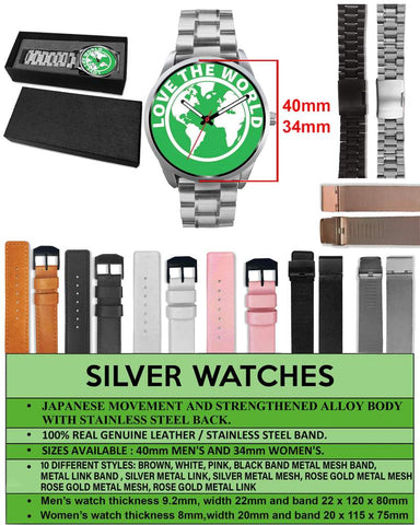 Swiss Coin Silver Watch 11 K18