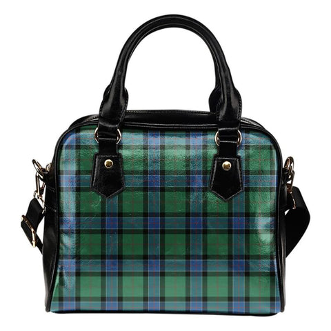 Sinclair Hunting Ancient Tartan Shoulder Handbag - Bn Handbags