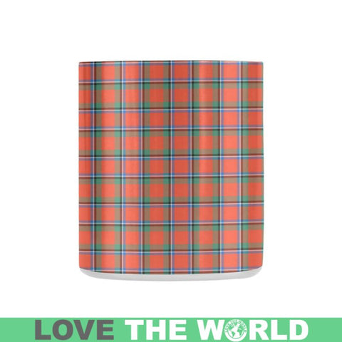 Tartan Mug - Clan Sinclair Tartan Insulated Mug A9 | Love The World