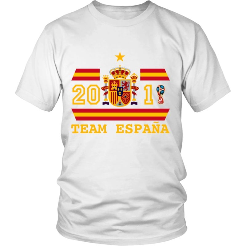size 40 2b322 35281 Spain World Cup 2018 T-shirt A5