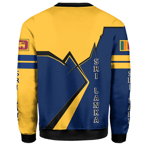 Sri Lanka Sweatshirt Lightning A02