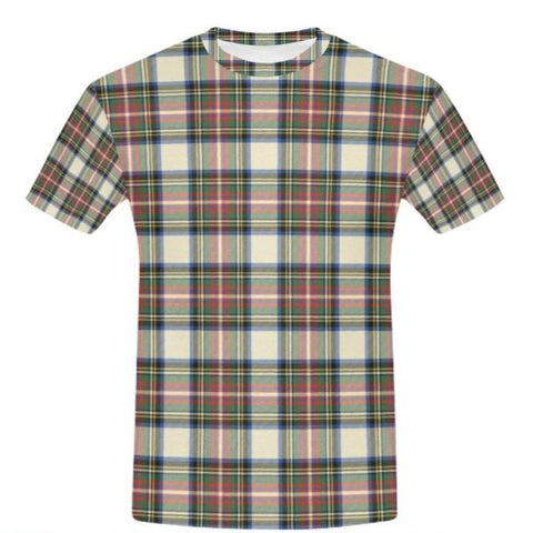Image of Tartan T-shirt - Stewart Dress Ancient| Tartan Clothing | Over 500 Tartans and 300 Clans